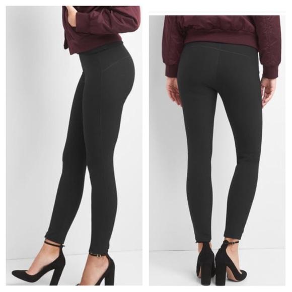 7e362340bb49a GAP Pants | Sculpt Sleek High Rise Leggings | Poshmark